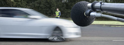 Helical-Technology-Warton-Test-Centre-Drive-By Noise-Test-Track